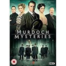 Murdoch Mysteries - Series 8 [DVD]